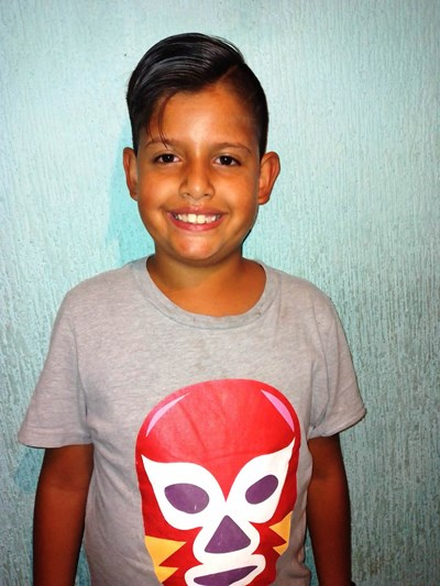 Help Julian Alberto by becoming a child sponsor. Sponsoring a child is a rewarding and heartwarming experience.
