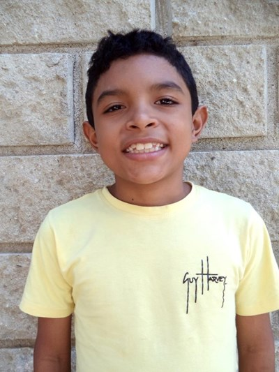 Help Edinson Alejandro by becoming a child sponsor. Sponsoring a child is a rewarding and heartwarming experience.