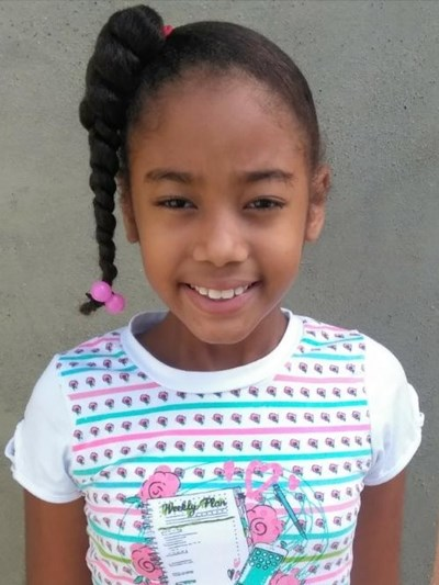 Help Zoe Camila by becoming a child sponsor. Sponsoring a child is a rewarding and heartwarming experience.