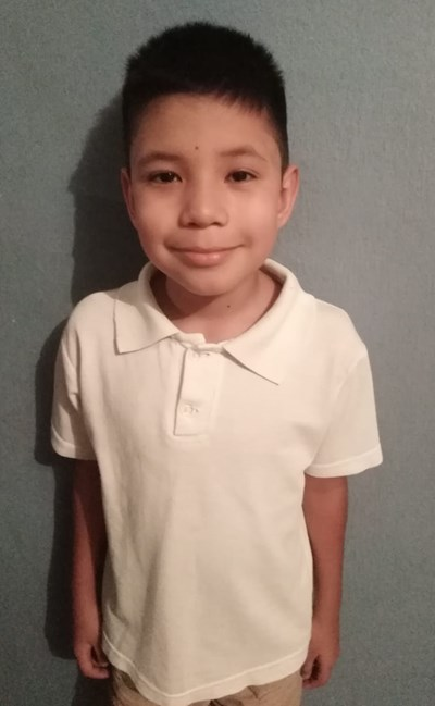 Help Diego Iván by becoming a child sponsor. Sponsoring a child is a rewarding and heartwarming experience.
