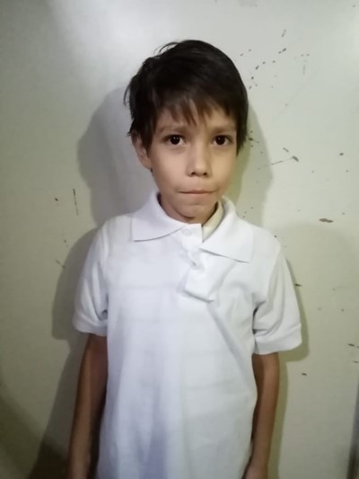 Help Saeltiel De Jesús by becoming a child sponsor. Sponsoring a child is a rewarding and heartwarming experience.
