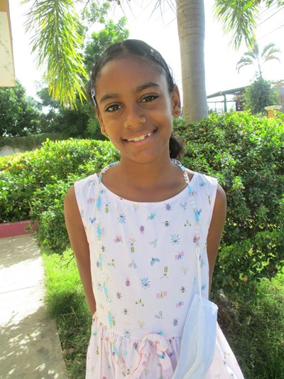 Help Rachelis Mayelin by becoming a child sponsor. Sponsoring a child is a rewarding and heartwarming experience.