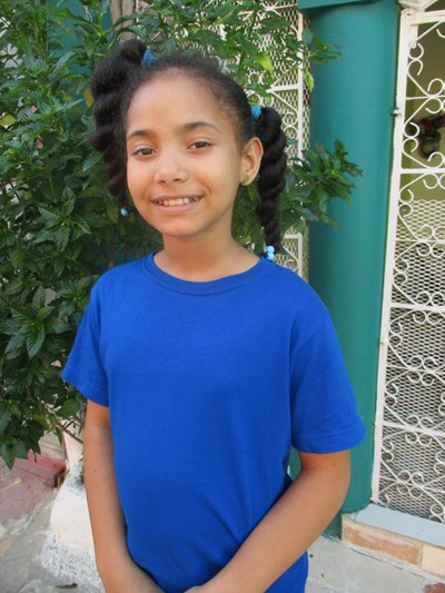 Help Natali by becoming a child sponsor. Sponsoring a child is a rewarding and heartwarming experience.