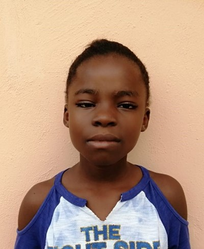 Help Rudelina by becoming a child sponsor. Sponsoring a child is a rewarding and heartwarming experience.