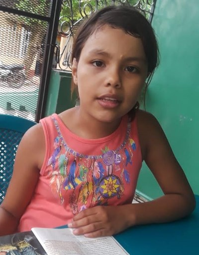 Help Jackeline Daniela by becoming a child sponsor. Sponsoring a child is a rewarding and heartwarming experience.