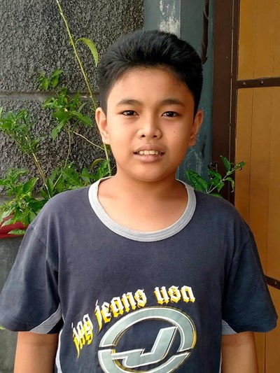Help John Kurt P. by becoming a child sponsor. Sponsoring a child is a rewarding and heartwarming experience.
