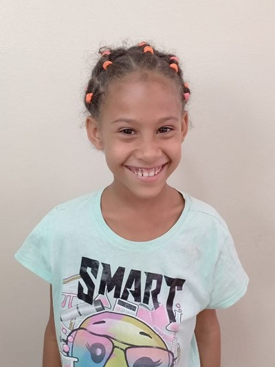 Help Windy Bismerly by becoming a child sponsor. Sponsoring a child is a rewarding and heartwarming experience.