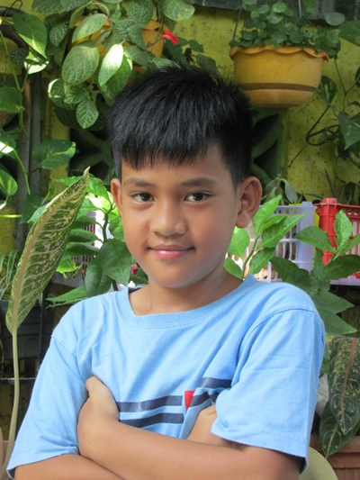 Help Jamir G. by becoming a child sponsor. Sponsoring a child is a rewarding and heartwarming experience.