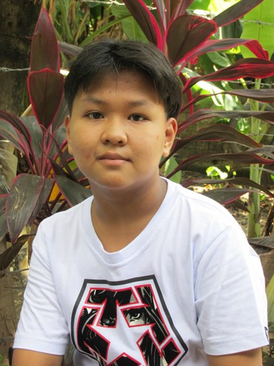 Help Chris Jerico M. by becoming a child sponsor. Sponsoring a child is a rewarding and heartwarming experience.