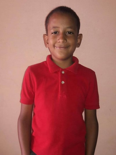 Help Adrian Jose by becoming a child sponsor. Sponsoring a child is a rewarding and heartwarming experience.