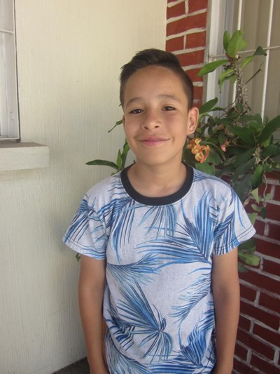 Help Fernando Zaid by becoming a child sponsor. Sponsoring a child is a rewarding and heartwarming experience.