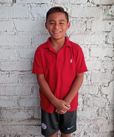 Help Misael Guadalupe by becoming a child sponsor. Sponsoring a child is a rewarding and heartwarming experience.