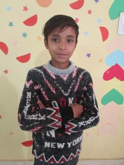 Ayude a Shahjad apadrinándole hoy. El apadrinamiento es una experiencia hermosa y gratificante.