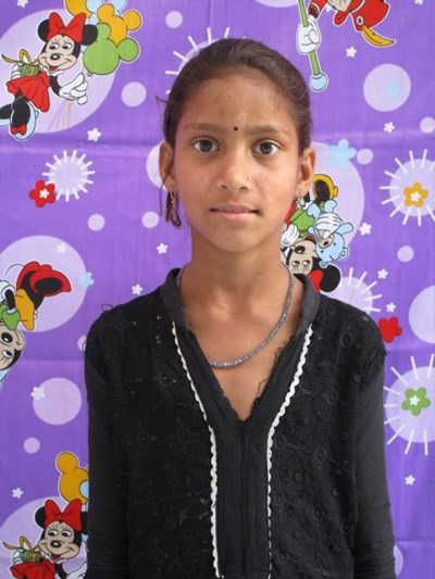Help Aaysha by becoming a child sponsor. Sponsoring a child is a rewarding and heartwarming experience.
