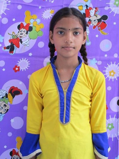 Help Jusiya by becoming a child sponsor. Sponsoring a child is a rewarding and heartwarming experience.