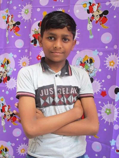 Help Subhan by becoming a child sponsor. Sponsoring a child is a rewarding and heartwarming experience.