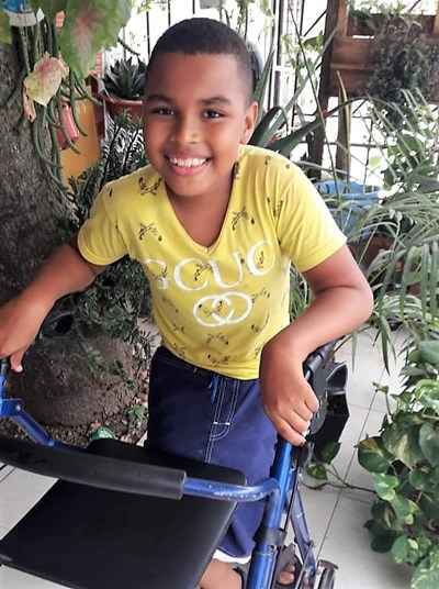 Help Fabricio Andres by becoming a child sponsor. Sponsoring a child is a rewarding and heartwarming experience.