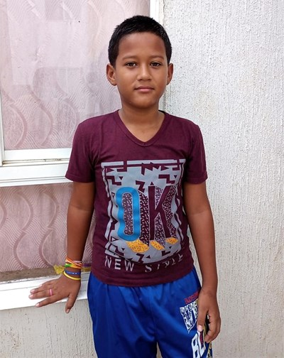 Help Antoniode Jesus by becoming a child sponsor. Sponsoring a child is a rewarding and heartwarming experience.