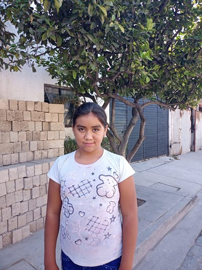 Help Brenda Guadalupe by becoming a child sponsor. Sponsoring a child is a rewarding and heartwarming experience.