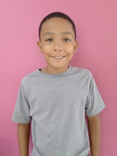Help Enyer David by becoming a child sponsor. Sponsoring a child is a rewarding and heartwarming experience.