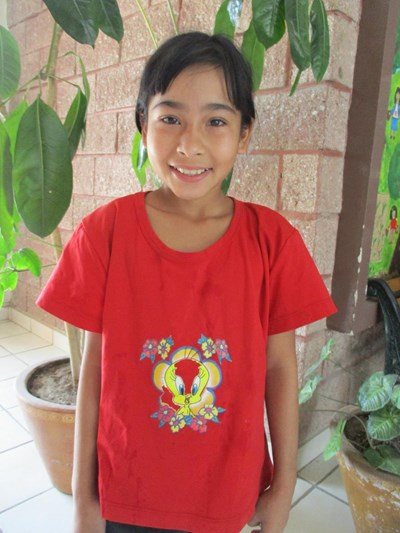 Help Sofia Victoria by becoming a child sponsor. Sponsoring a child is a rewarding and heartwarming experience.