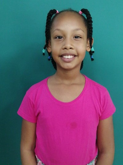 Help Dashly Rodynett by becoming a child sponsor. Sponsoring a child is a rewarding and heartwarming experience.