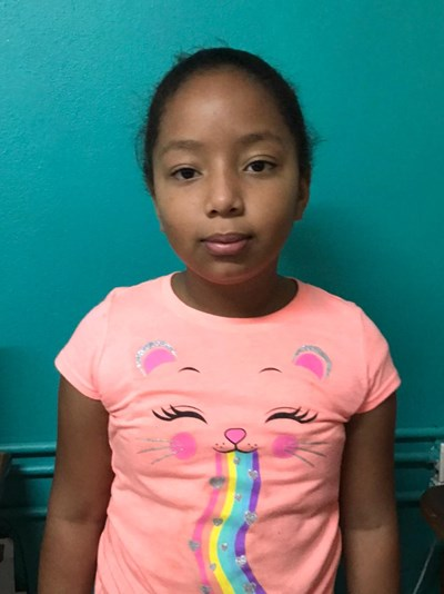 Help Ashly Gloribel by becoming a child sponsor. Sponsoring a child is a rewarding and heartwarming experience.