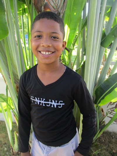 Help Melvin Emmanuel by becoming a child sponsor. Sponsoring a child is a rewarding and heartwarming experience.