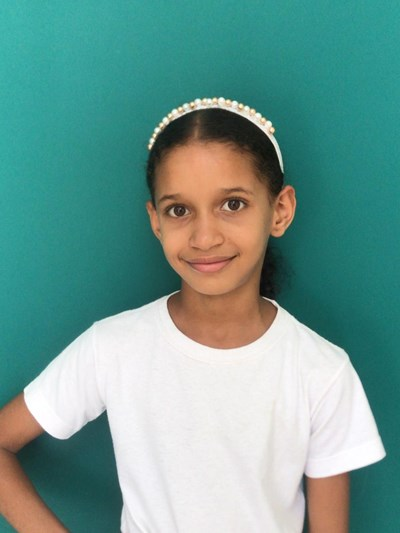 Help Raisy Esther by becoming a child sponsor. Sponsoring a child is a rewarding and heartwarming experience.