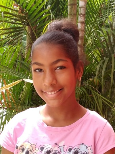 Help Angelina Marie by becoming a child sponsor. Sponsoring a child is a rewarding and heartwarming experience.