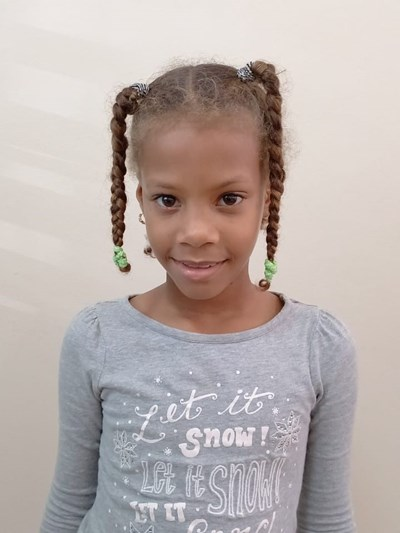 Help Delianny Krismeli by becoming a child sponsor. Sponsoring a child is a rewarding and heartwarming experience.