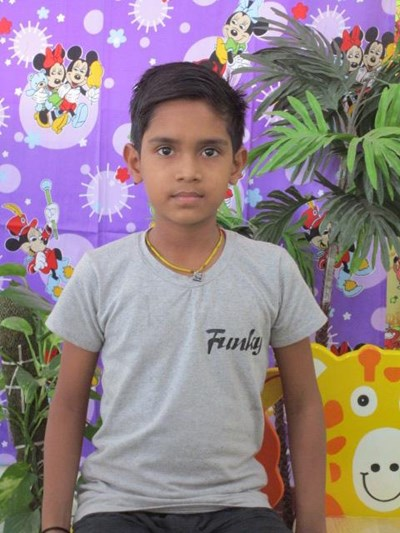 Help Jaswant by becoming a child sponsor. Sponsoring a child is a rewarding and heartwarming experience.