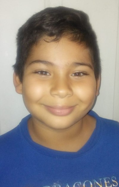 Help César Ernesto by becoming a child sponsor. Sponsoring a child is a rewarding and heartwarming experience.