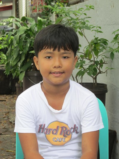 Help Ramcel John C. by becoming a child sponsor. Sponsoring a child is a rewarding and heartwarming experience.