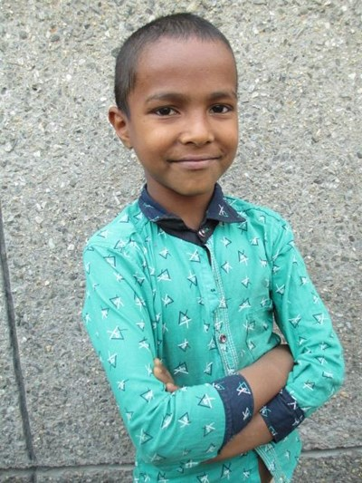 Help Abhishekh by becoming a child sponsor. Sponsoring a child is a rewarding and heartwarming experience.
