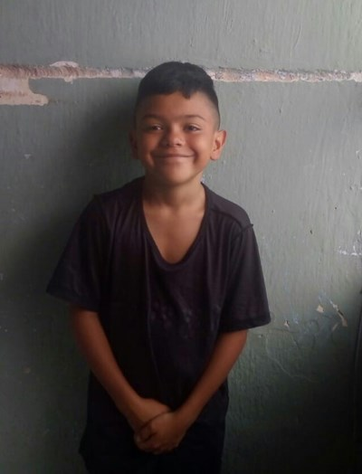 Help Cristopher Usaín by becoming a child sponsor. Sponsoring a child is a rewarding and heartwarming experience.