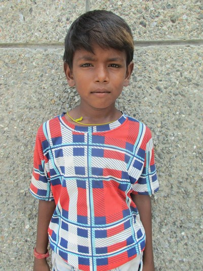 Help Gautam by becoming a child sponsor. Sponsoring a child is a rewarding and heartwarming experience.