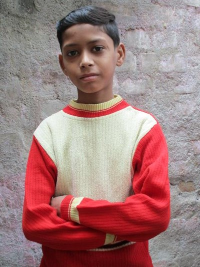 Help Deepak by becoming a child sponsor. Sponsoring a child is a rewarding and heartwarming experience.