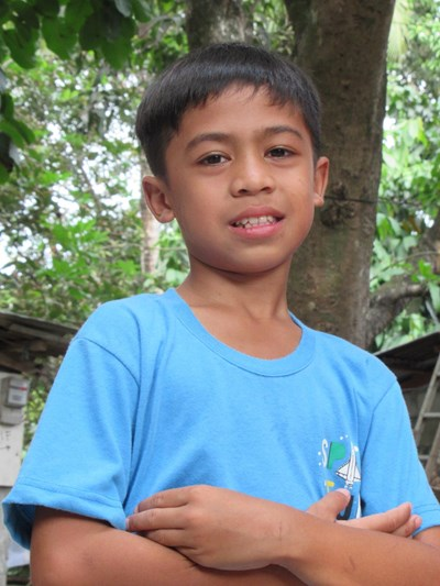 Help Ian P. by becoming a child sponsor. Sponsoring a child is a rewarding and heartwarming experience.