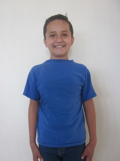Help Osvaldo Ramses by becoming a child sponsor. Sponsoring a child is a rewarding and heartwarming experience.