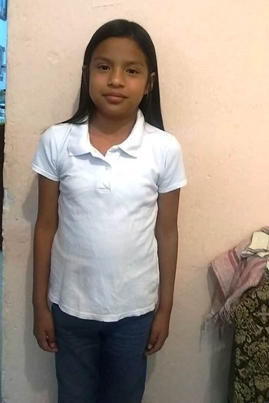 Help Abril Aline by becoming a child sponsor. Sponsoring a child is a rewarding and heartwarming experience.