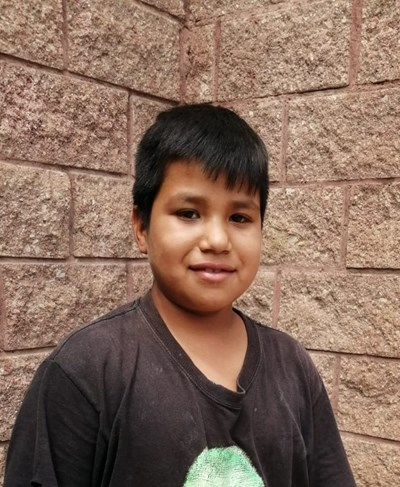 Help Santiago by becoming a child sponsor. Sponsoring a child is a rewarding and heartwarming experience.