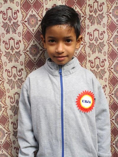 Help Ayan by becoming a child sponsor. Sponsoring a child is a rewarding and heartwarming experience.