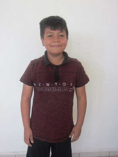 Help Juan Pablo by becoming a child sponsor. Sponsoring a child is a rewarding and heartwarming experience.