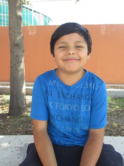Help Oscar Santiago by becoming a child sponsor. Sponsoring a child is a rewarding and heartwarming experience.