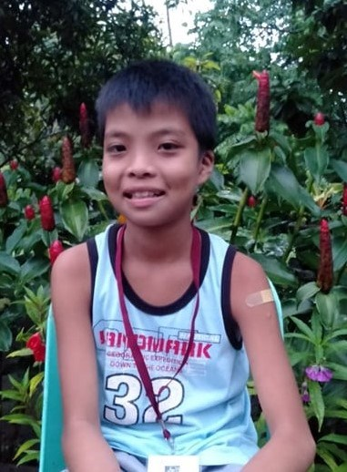 Help Edrian by becoming a child sponsor. Sponsoring a child is a rewarding and heartwarming experience.