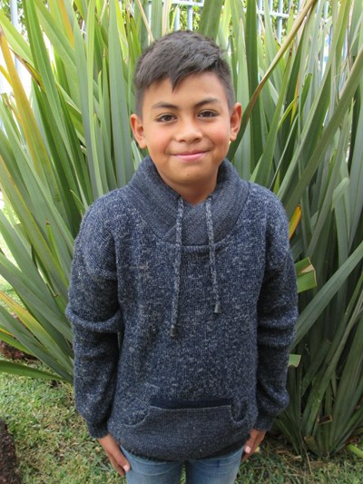 Help Carlos Damián by becoming a child sponsor. Sponsoring a child is a rewarding and heartwarming experience.