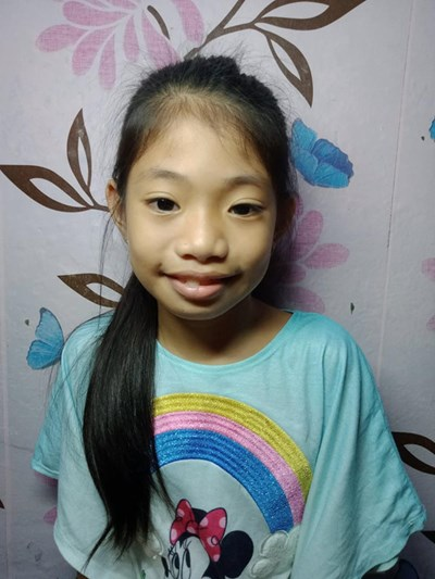 Help Rhealyn A. by becoming a child sponsor. Sponsoring a child is a rewarding and heartwarming experience.