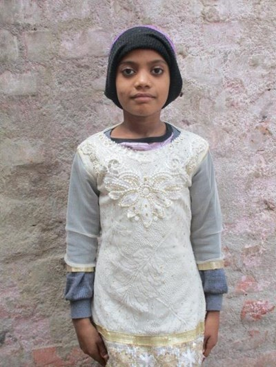 Help Jannat by becoming a child sponsor. Sponsoring a child is a rewarding and heartwarming experience.