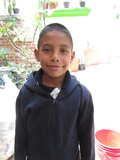 Help Cristian Uriel by becoming a child sponsor. Sponsoring a child is a rewarding and heartwarming experience.